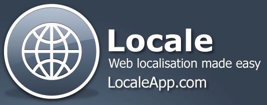 LocaleApp: Web localisation made easy